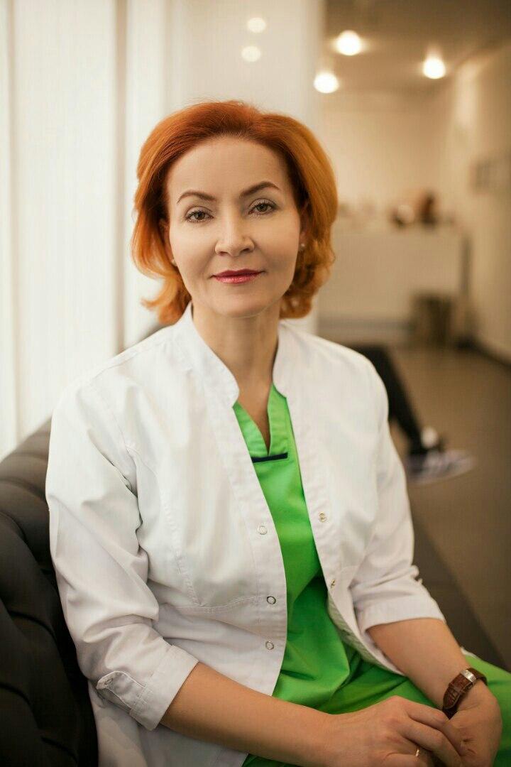 Бегалиева Елена Олеговна