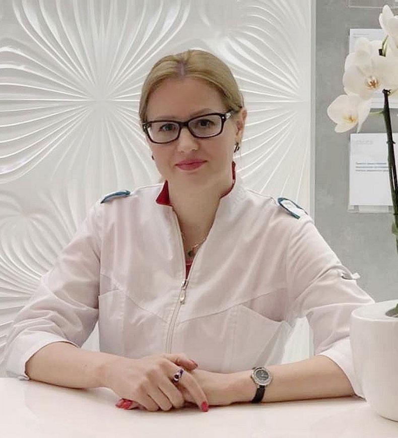 Плесовская Анна Владимировна